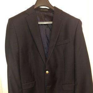 Polo Dark Navy Sport Coat 42L